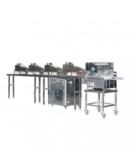 WH-180 Chocolate Coating Machine