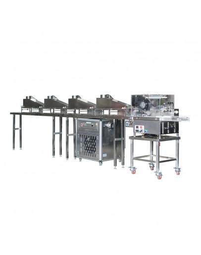 WH-180 Chocolate Coating Machine